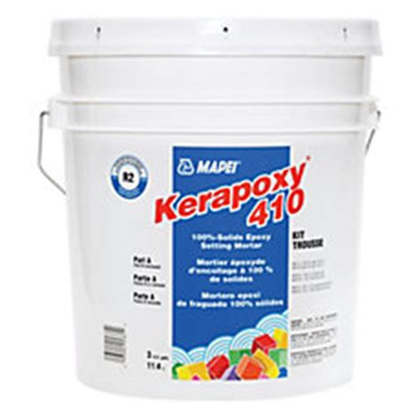 mapei kerapoxy 410 mortar 3 5gal floor and decor