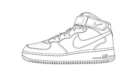 nike shoe images for coloring this entry was posted in
