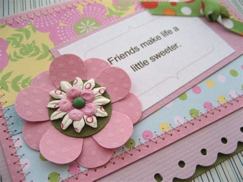how to make birthday cards for friends the best collection of and lovely birthday cards for