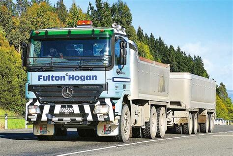 futon hogan old school trucks fulton hogan part 2