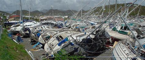 catamarans for sale after hurricane purchasing a hurricane damaged boat project boat zen