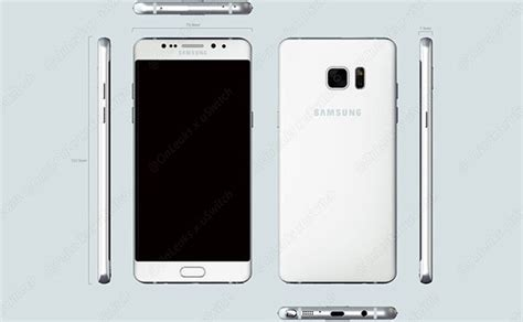 samsung may announce galaxy note 5 in august to beat iphone launch mac rumors renders of samsung s galaxy note 7 leaked august announcement rumored redmond pie
