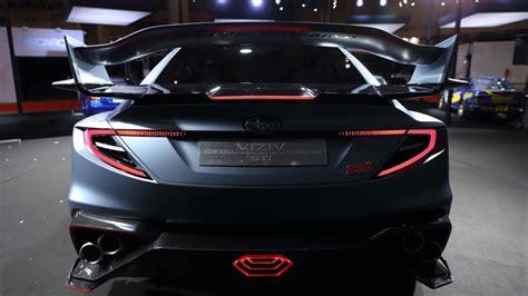 Subaru Wrx 2019 Concept by 2019 Subaru Wrx Sti Release Date Price Specs Concept
