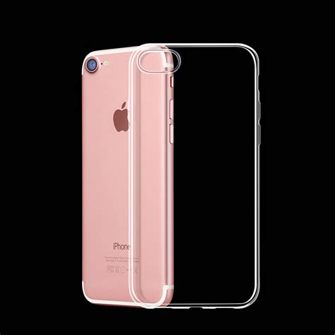Silicon Ultrathin Ultra Thin Iphone 4 Iphone4 4s 4g 0 3mm ultra thin slim soft silicon gel transparent phone cover for iphone 7 7 8