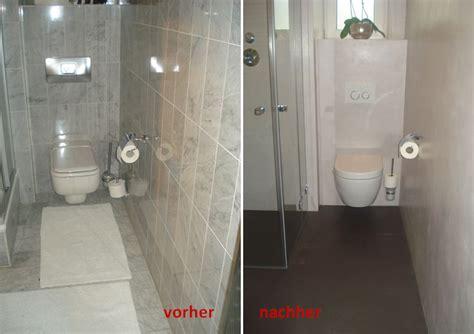 Kleines Bad Vorher Nachher by Wohnideen Wandgestaltung Maler Kleines Bad Mit