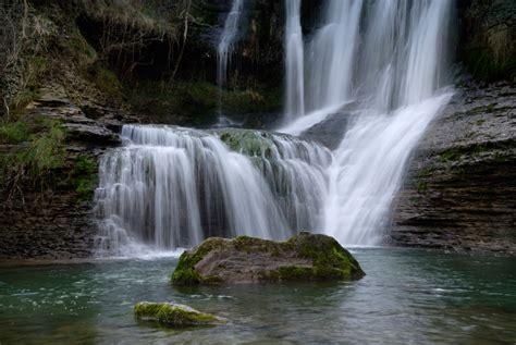imagenes en movimiento real cascada de pe 241 aladros ii imagen foto paisajes