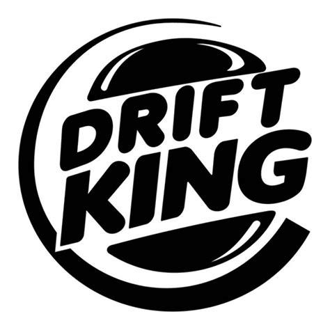 Stiker Drift King Racing Biker Thailook Mobil Stiker Murah Distro drift king die cut vinyl decal pv436
