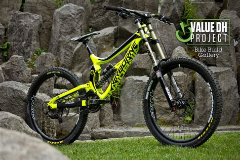 best dh bikes value dh project building the best downhill bike for your