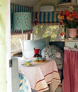 Home Sweet Home Interiors Caravan Decoration Set The Caravan With A Retro Touch