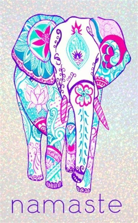 elephant yoga tattoo namaste elephant tattoo ideas elephants colorful