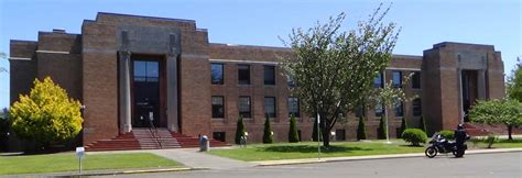 Tillamook County Court Records Tillamook County Courthouse Association Of Oregon Counties