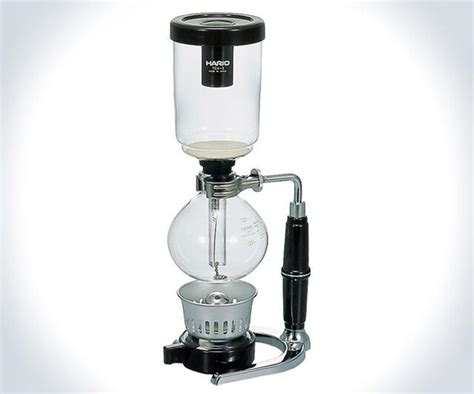 Hario Syphon Coffee Maker vacuum pot coffee maker dudeiwantthat