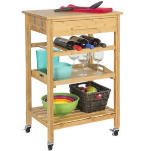 kitchen storage cart with drawers rolling wood kitchen storage cart rack with drawer