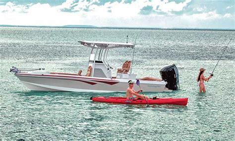 ranger aluminum center console boats family friendly fishing boats boatus magazine