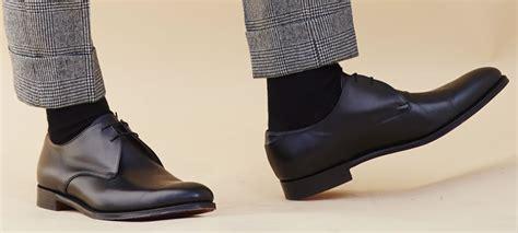 Boots Oxford Kulit Brown men s fashion basics part 92 trouser socks shoes
