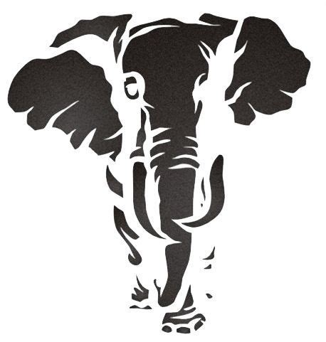 free jungle animal stencils google search pinteres