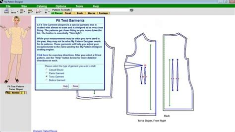 pattern drafting program 32 best sewing pattern cutting drafting software images