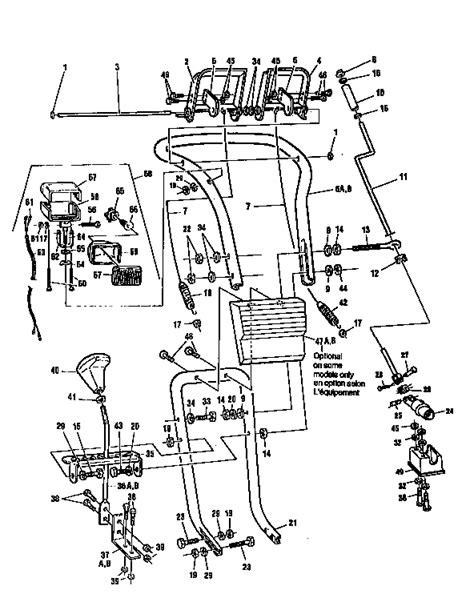noma snowblower parts diagram noma dual stage snow blower parts model dp826e585317
