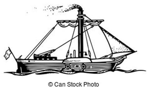 barco de vapor sirius buque vapor vector clipart royalty free 477 buque vapor