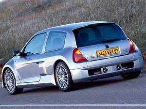 Renault Clio Sport 2002 2002 Renault Clio Sport V6 Specifications Images Tests