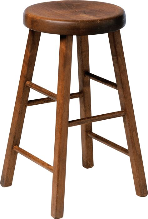 Wooden High Chair Step Stool by Wooden Stool Chair Transparent Png Stickpng