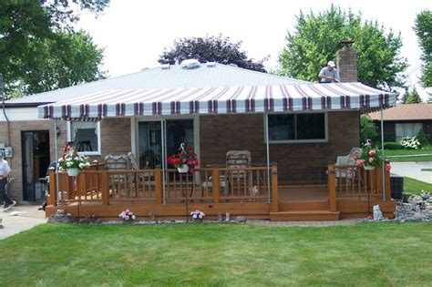 Isle Awning by Residential Awning Gallery Isle Awning