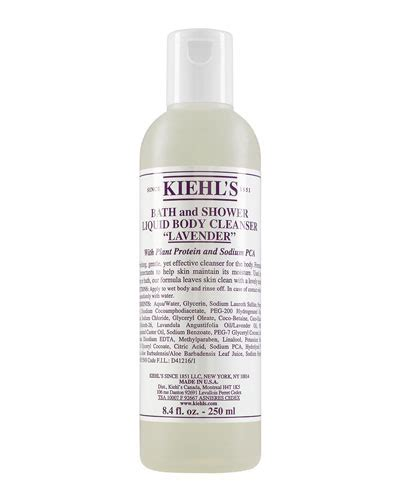 Creme De Corps 8 4 Oz kiehl s since 1851 skin care cleanser at