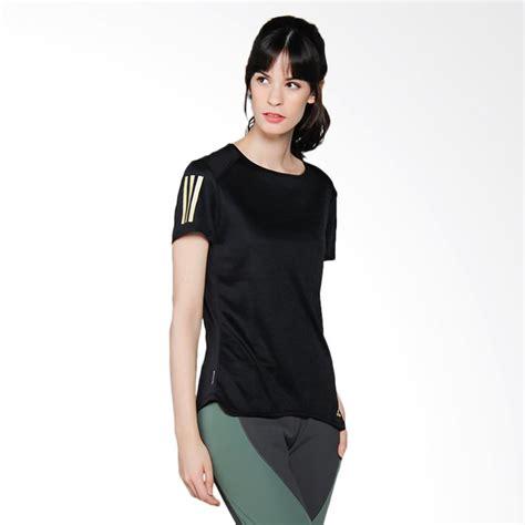 Kaos T Shirt Adidas Three Stripes Murah Berkualitas jual adidas running response kaos olahraga wanita bq7968 harga kualitas