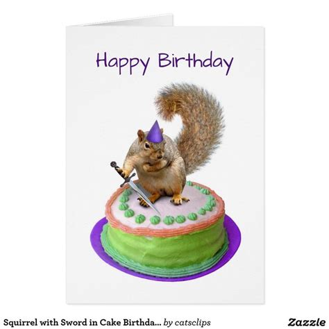 printable birthday cards with squirrels 17 best images about birthday cards on pinterest cats
