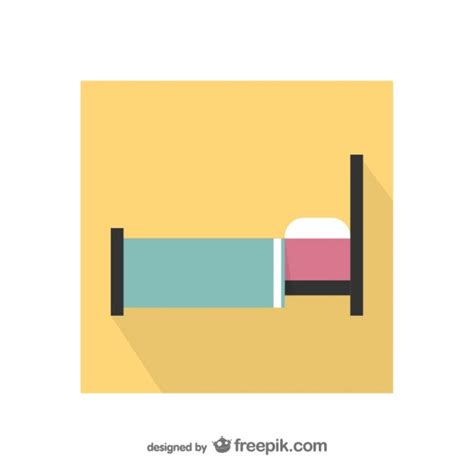 bed vector colorful bed icon vector free download