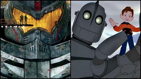film robot e bambino pacific rim e il gigante di ferro su netflix grandi robot