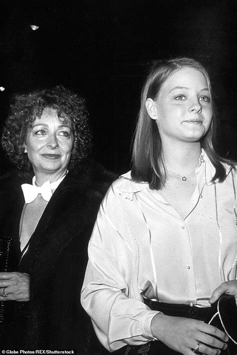 Jodie Foster's mother and former manager Brandy dies at 90