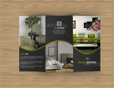 flyer design pdf 25 interior design brochure templates free pdf designs