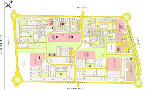 layout plan of chandigarh sectors official website of chandigarh administration