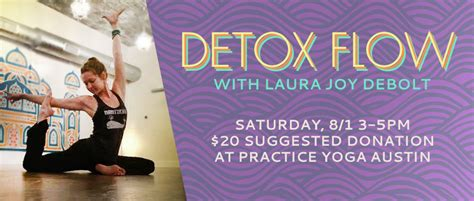 Detox Flow by Detox Flow With Debolt Practice