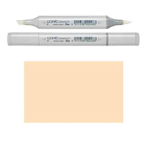 Copic Sketch Marker Yr20 Copics Markers Spidol Brush Sketchmarker copic sketch yr20 yellowish shade the foiled fox