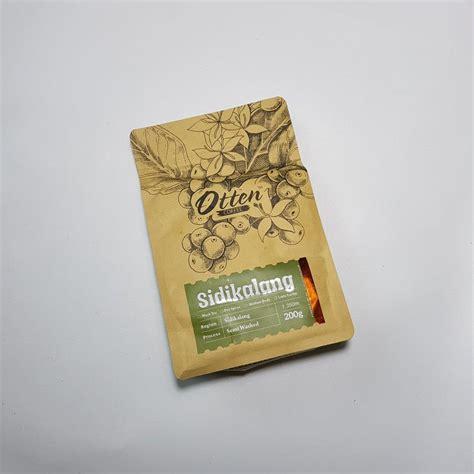 jual biji kopi otten coffee arabica sidikalang gr  gram  lapak tokovalet tokovalet