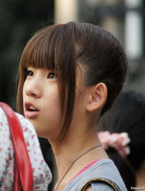 coupe japonaise coiffure femme japonaise