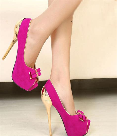 dynamic views 2015 fashion pumps high heels
