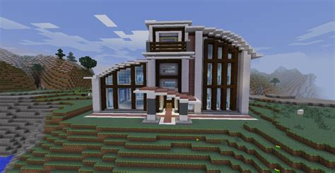 captainsparklez house in mianite modern house minecraft project