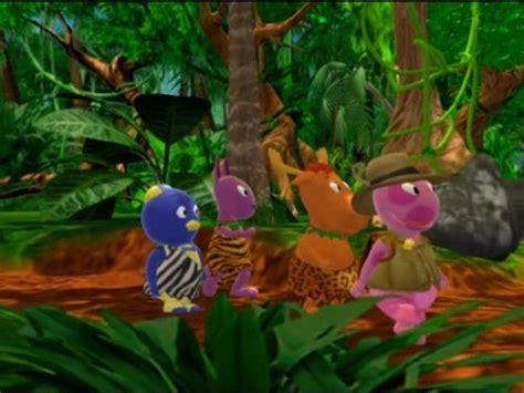 Backyardigans Jungle Episode Quot The Backyardigans Quot The Of The Jungle Tv Episode