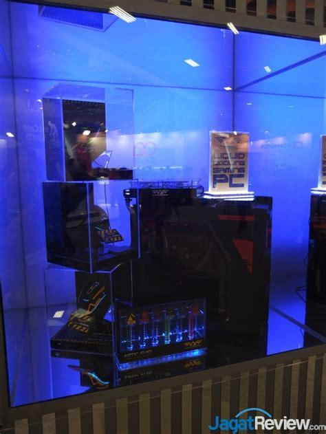 Keyboard Gaming Armageddon Ak990i Terbaru computex 2014 booth raid armageddon power logic dan sonic gear jagat review