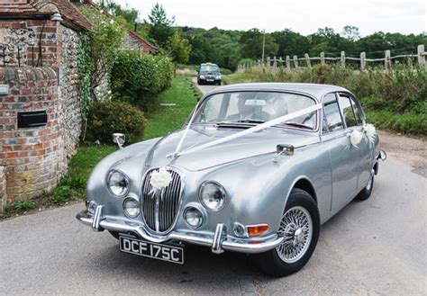 Wedding Car Sussex by Jaguar S Type Classic Jaguar For Weddings In Worthing