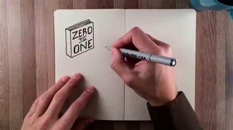 libro zero to one notes cosas que entiendes luego de leer zero to one