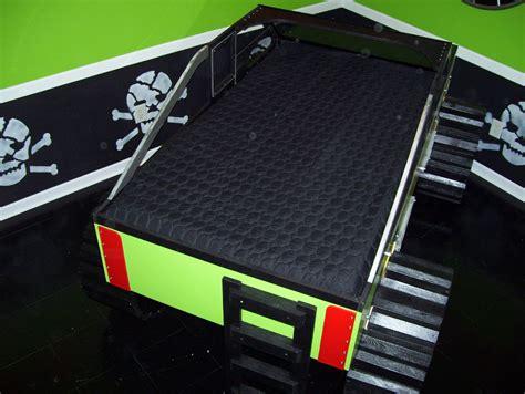 monster truck bed skull krusher monster truck bed