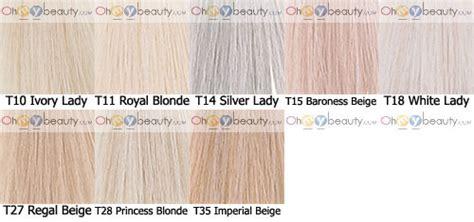 wella color charm toner chart wella color charm permanent liquid toner 1 42oz 6 pack