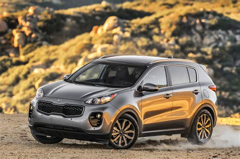 Kia G 2017 Kia Sportage Reviews And Rating Motor Trend