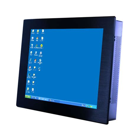 Lcd Komputer Touchscreen 17 inch lcd industrial panel pc with touch screen ipc 17d