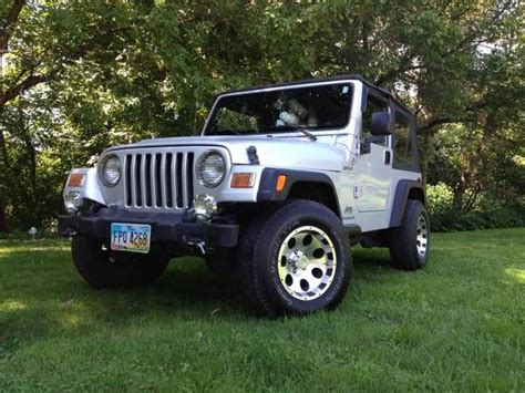 What Year Was Jeep Founded Make Jeep Model Wrangler Year 2006 Style Suv