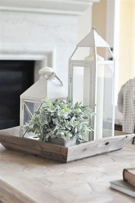 farmhouse coffee table decor beautiful homes of instagram home bunch interior design
